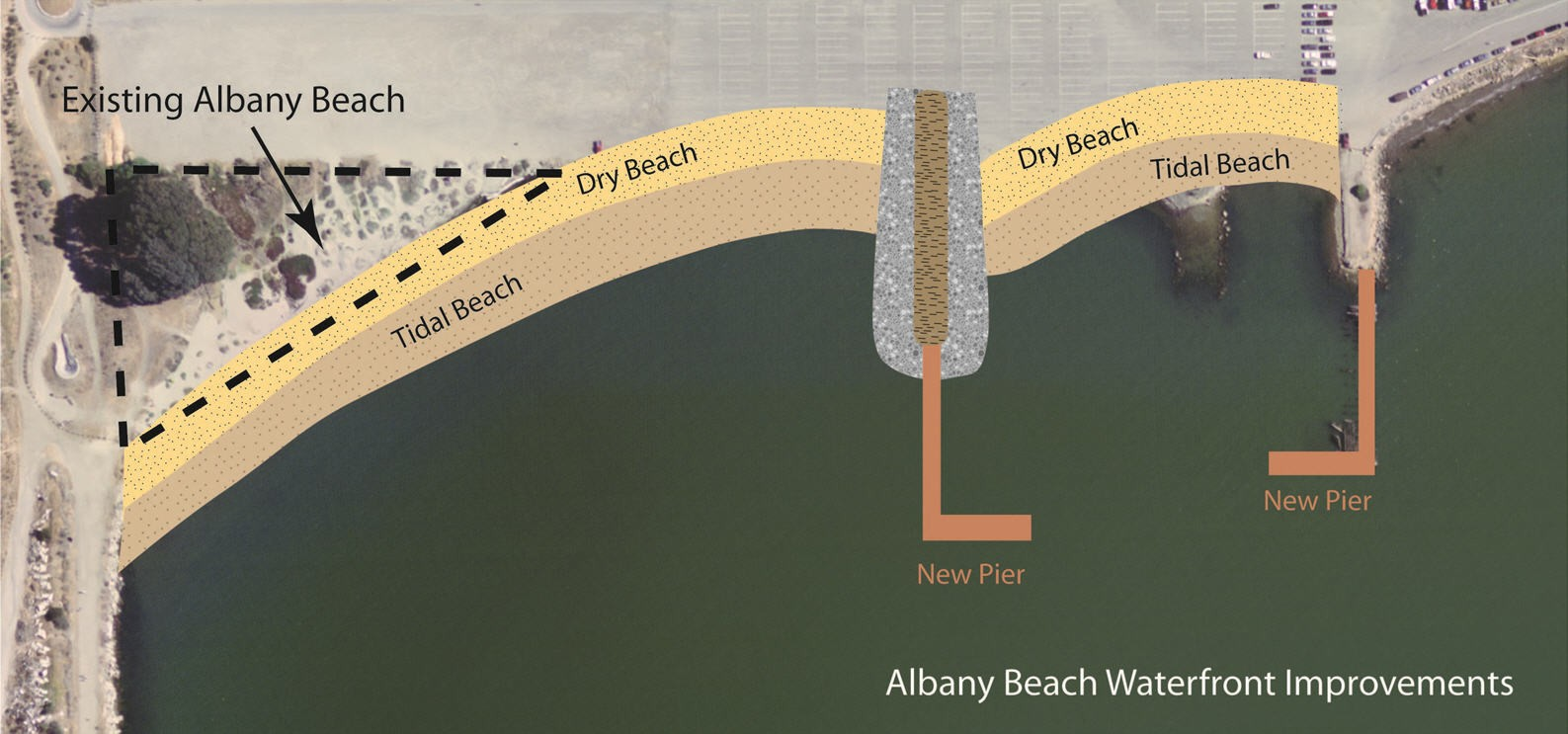 Golden Gate Fields Pier & Shoreline Improvements