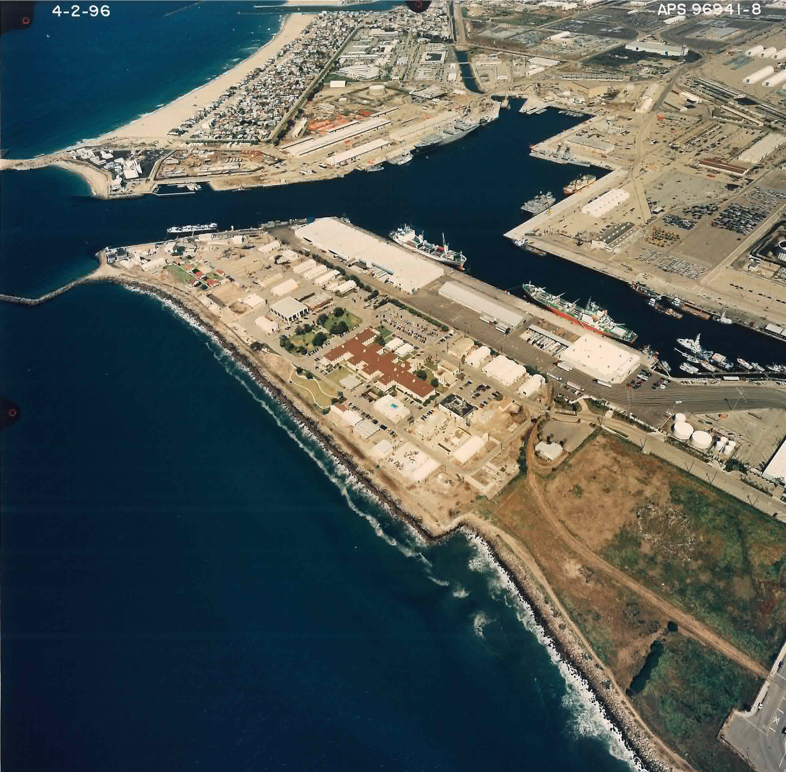 Port Hueneme Harbor