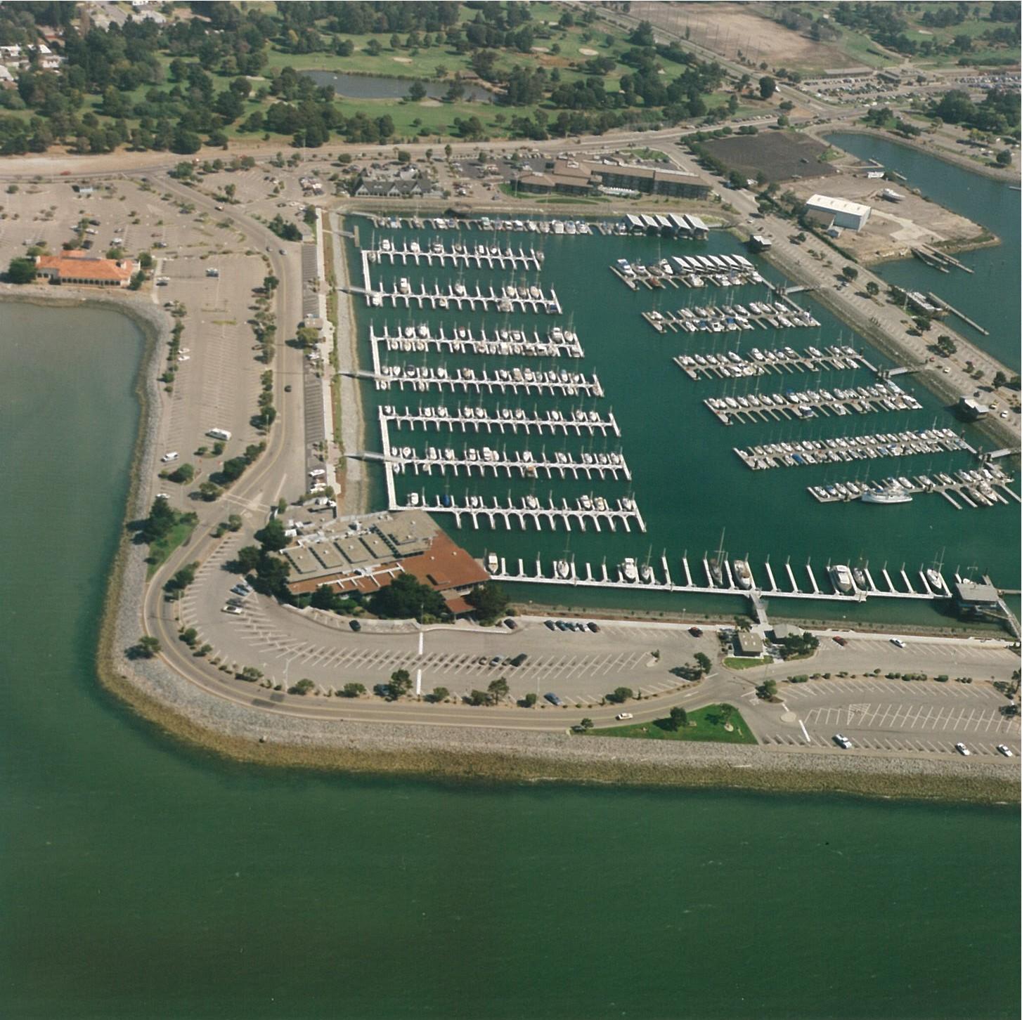 San Leandro Marina Facilities Replacement