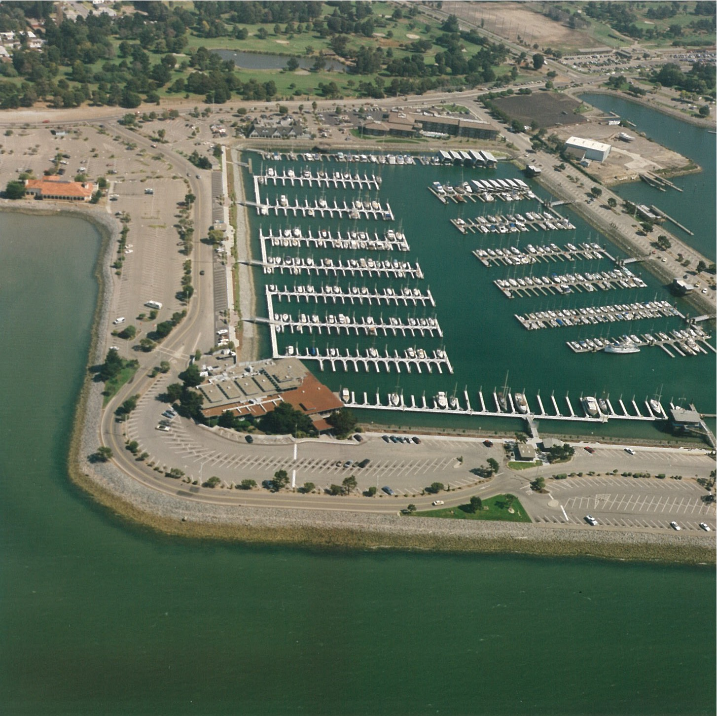 San Leandro Marina Replacement