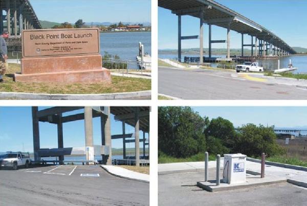 Black Point Boat Launching Facility Improvements