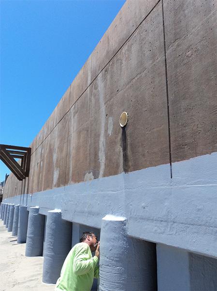 Broad Beach Seawall Repair