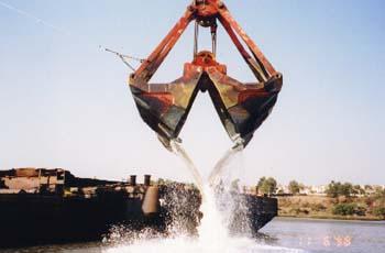 Upper Newport Bay Sediment Control Dredging