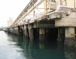 Pier D46 Rehabilitation, Port of Long Beach Facility