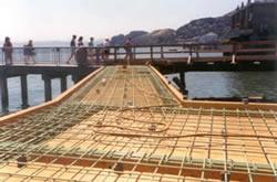 Sausalito Ferry Landing Pier – Design