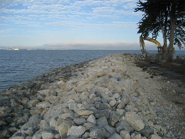 Emery Point Shoreline Rehabilitation