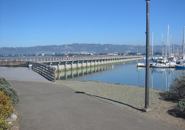 Emeryville Breakwater Replacement