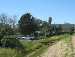 Las Gallinas Creek H & H Coastal Analysis