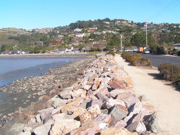 San Rafael Avenue Seawall Study