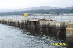 Spud Point Marina Breakwater Inspection & Assessment