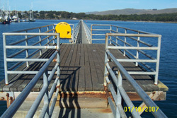 Spud Point Marina Breakwater Inspection & Assessment